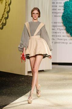 d2653d451e08 Ulyana Sergeenko Spring Summer 2013 Couture