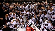 2013. Stanley. Cup. Champions.