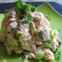 Salmon Salad Recipe on Yummly