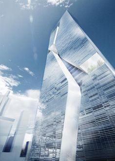 Shenzhen Guosen Securities Tower | Massimiliano and Doriana Fuksas