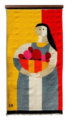 EVELYN ACKERMAN TAPESTRY