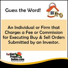 Who is this individual person or firm? a. Broker b. Dealer c. Mediator d. Buyer