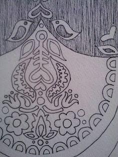 Carrie Ellen Art Studio, drawing
