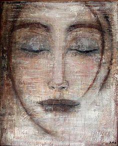 """Visage Zen"" by Anne-Marie Zilberman"
