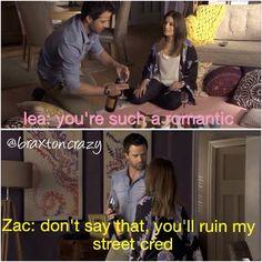 Zac and Leah