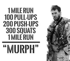 Whos doing the murph this weekend The Murph, Black Denim Pants, Michael Murphy, Put On Weight, Lose Weight, Weighted Vest, Super Excited, Girls Who Lift, Helping People