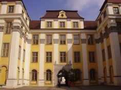 Court of the Tettnang New Schloss, Bavaria