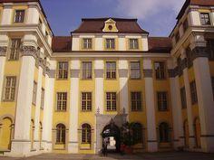 Court of the Tettnang New Schloss, Bavaria