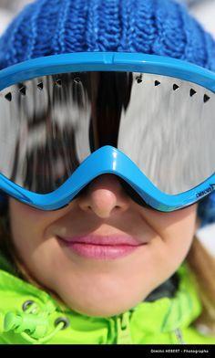 Snowboard girl at Sommand