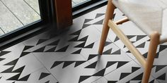 New from Sausalito-based Cle Tiles: the Artist Cement Collection of handmade encaustic cement tiles designed by 11 artist studios located in the US, Europe, and South America. The series includes designs by architects, artists, designers,