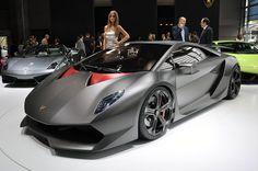Details emerge on production-bound Lamborghini Sesto Elemento