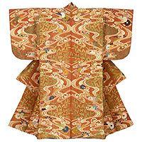 Noh costume (karaori) Edo period, 18th century, Museum of Fine Arts, Boston