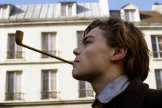 "Leonardo Dicaprio as Arthur Rimbaud ""Total Eclipse"""
