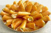 For the Lebanese party! Sweet Lebanese Atayef (Qatayef/Katayef)