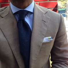 Blue Tie...I have bought so many navy blue ties for this season at Rhodes-Wood Harrogate