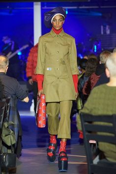 See the complete Kenzo La Collection Memento Fall 2017 Ready-to-Wear collection.