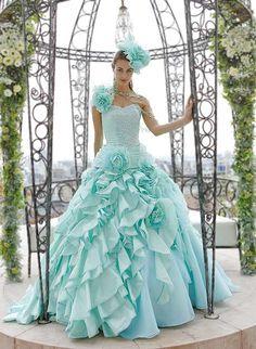Island Bridal dress http://www.island-wind.jp/