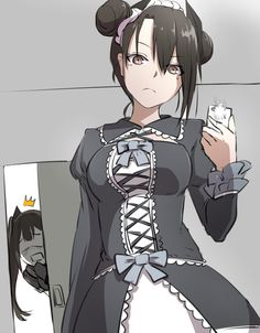 Boat Girl, Anime Ninja, Demon Girl, Goth Art, Girls Frontline, Ecchi Girl, Beautiful Anime Girl, Anime Meme, Anime Style