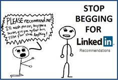 Stop Begging for#Linkedin #Recommendations and #Endorsements and Get Them here