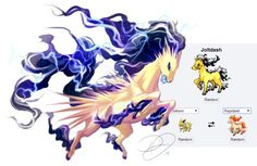 askingtheveiledromanticfate: I think i am in love with this pokemon fusion… Pokemon Mew, Pokemon Rare, Pokemon Pokedex, Pokemon Comics, Fantasy Creatures, Mythical Creatures, Pokemon Original, Pokemon Breeds, Pokemon Fusion Art
