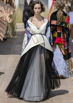 Christian Dior Haute Couture Herbst/Winter 2017/18