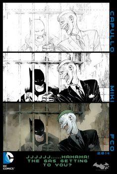 Sketch Poses, Batman Comic Art, Greg Capullo, Bd Comics, Comic Styles, Panel Art, Comic Covers, Comic Character, Comic Books Art