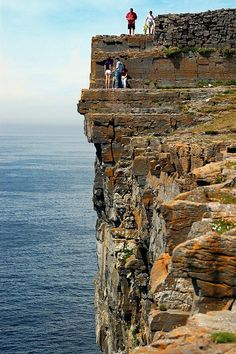 Dun Angeus, Aran Islands - Ireland