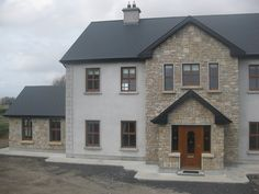 Image result for house stone cladding sandstone ireland