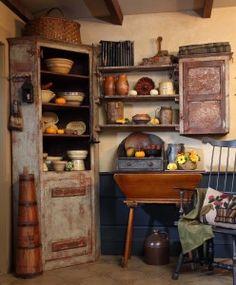 primitive home dcoraing 15 ideas