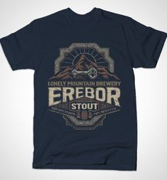 Erebor Stout From the Lonely Mountain Brewing Co.