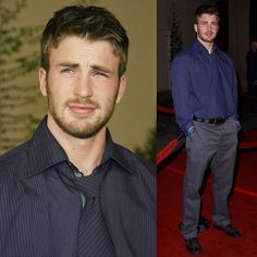 #Throwback Chris Evans at the Premiere of The Perfect Score in Los Angeles…
