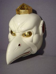 karasu tengu mask - Google Search