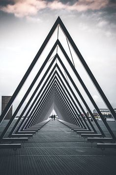 The Most Beautiful Places in Denmark for Nature + Reflection - Architecture Architecture Triangle, Art And Architecture, Architecture Interiors, Arquitectura Wallpaper, Denmark Landscape, Herbst Bucket List, World Pictures, Light Installation, White Art