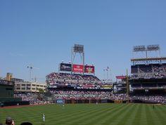Petco Park San Diego, CA with the NFIB team.