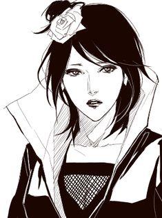 Lily art Naruto
