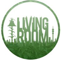 The Living Room is located on the roof a Johannesburg skyrise with sweeping views. It has a focus on its roof top garden with an eco friendly ethos. it has loads of pictures on instagram but unfortunately its site lacks a gallery and pin-ability