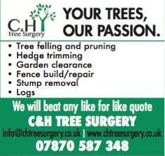 Stump Removal, Tree Surgeons, Tree Felling, Building A Fence, Like Quotes, Hedges, Surgery, Ps, Living Fence