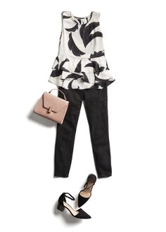 Get Inspired by Hundreds of Outfit Ideas for All Styles Casual Outfits, Cute Outfits, Fashion Outfits, Womens Fashion, Runway Fashion, Fashion Trends, Stitch Fit, Stitch Fix Outfits, Business Outfits