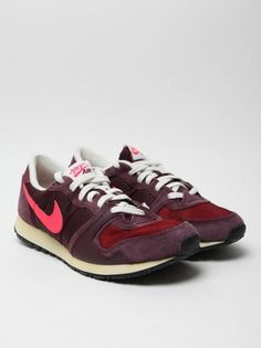 Nike Air Vengeance Vintage V-Series Sneakers-04