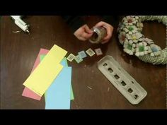 HOME DZINE Craft Ideas | Recycle egg cartons into beautiful flowers