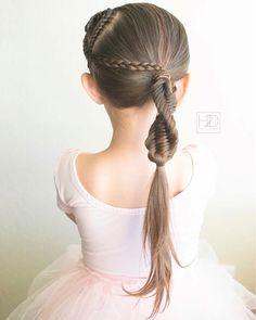 LIGHT PINK Short Sleeve Leotard for Toddler & Girls Easy Toddler Hairstyles, Easy Hairstyles, Girl Hairstyles, Braid Game, Toddler Leotards, Baby Girl Hair, Creative Hairstyles, Pretty Hairstyles, Hair Beauty