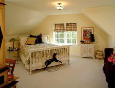 Slanted Ceilings   House & Home