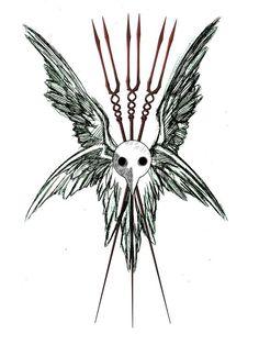 Evangelion Tattoo - just a sketch by GuiBiancarelli.deviantart.com on @DeviantArt