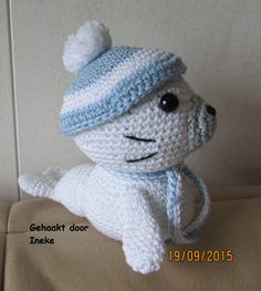 Sammy de zeehond