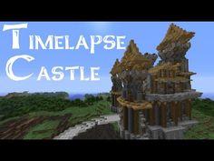 Castle Timelapse - Minecraft Madnes64