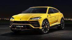 The 2019 Lamborhini Urus, fastest SUV in the world, has landed