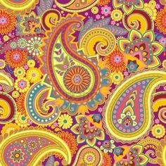 Seamless paisley pattern based on traditional Asian elements Stock Photo - 16194554