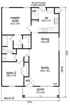 25 x 60 house plans