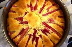 Rabarbercake | Rozemarijn