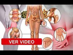 Ya no sufras más de dolor de rodillas y articulaciones: Solo debes preparar este delicioso jugo. - YouTube